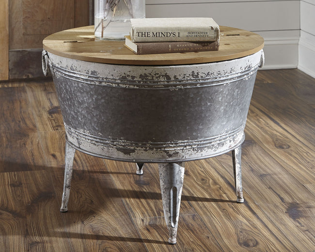 Shellmond Coffee Table With Storage | Calgary's Furniture Store