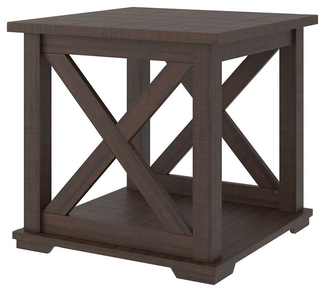 Camiburg End Table | Calgary's Furniture Store