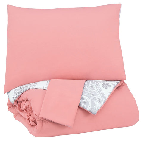 Lucille Coverlet Set