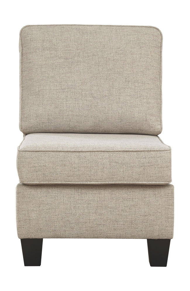 Alessio Armless Chair | Calgary's Furniture Store