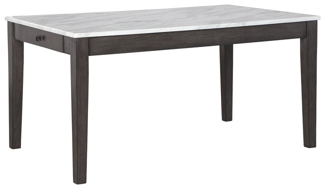 Luvoni Dining Room Table | Calgary's Furniture Store