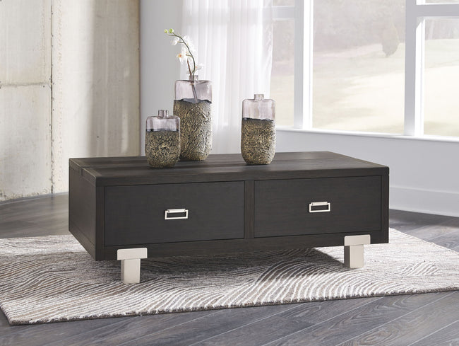 Chisago Lift-Top Coffee Table | Calgary's Furniture Store