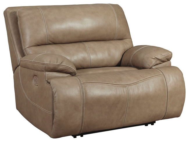 Ricmen Oversized Power Recliner | Calgary's Furniture Store