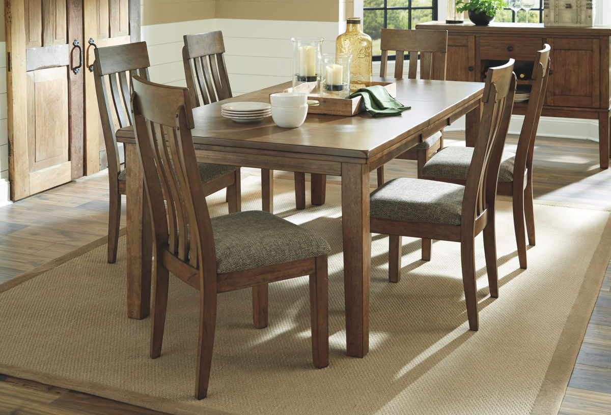 Flaybern Dining Room Table | Calgary's Furniture Store