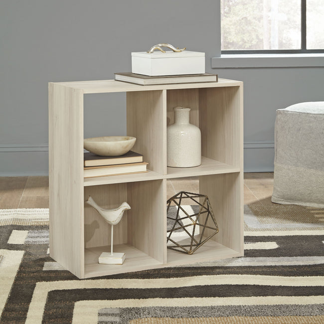 Socalle Four Cube Organizer | Calgary's Furniture Store