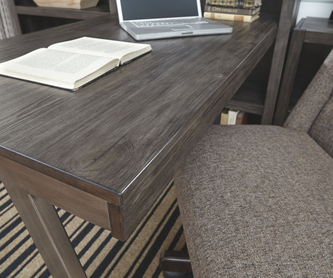 Raventown Home Office Desk | Calgary's Furniture Store
