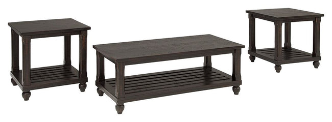 Mallacar Table (Set of 3) | Calgary's Furniture Store