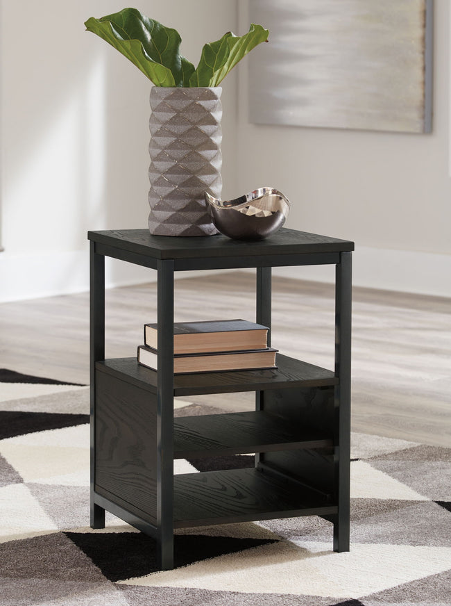 Airdon Chairside End Table | Calgary's Furniture Store