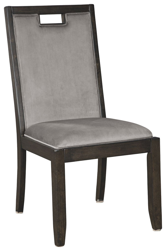 Hyndell Dining Room Chair | Calgary's Furniture Store