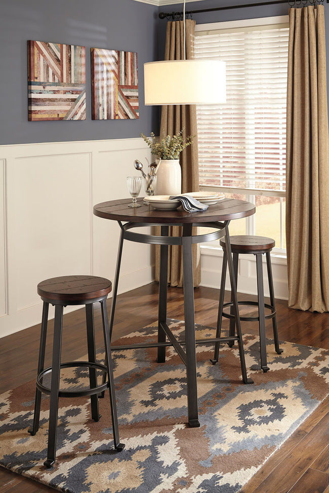 Challiman Dining Room Set | Showhome Furniture