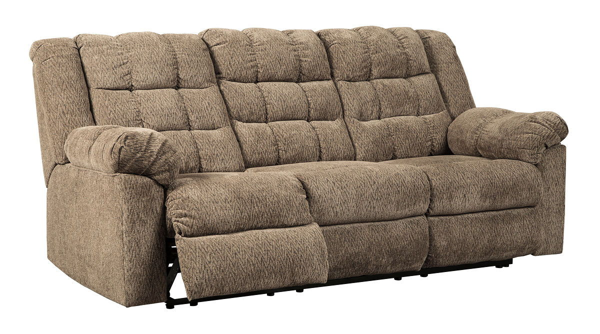 Workhorse Reclining Sofa | Calgary's Furniture Store