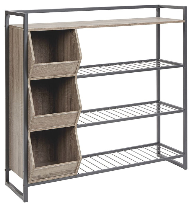 Maccenet Shoe Rack | Calgary's Furniture Store