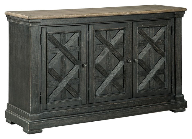 Tyler Creek Dining Room Server | Calgary's Furniture Store