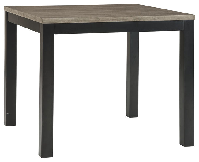 Dontally Counter Height Dining Room Table | Calgary's Furniture Store