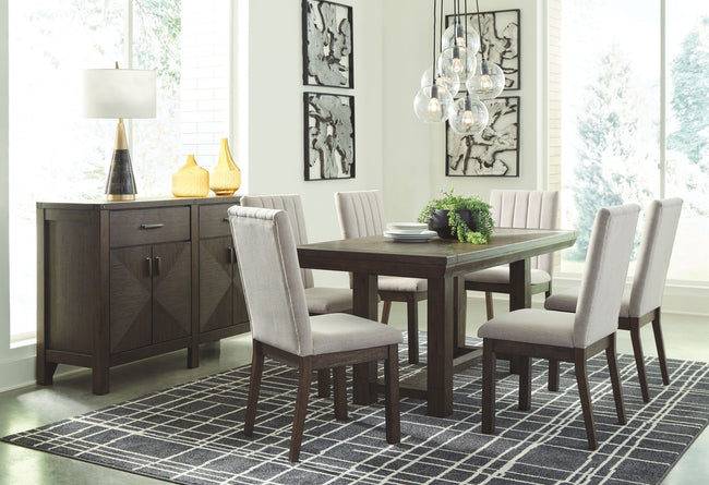 Dellbeck Dining Room Set | Calgary's Furniture Store