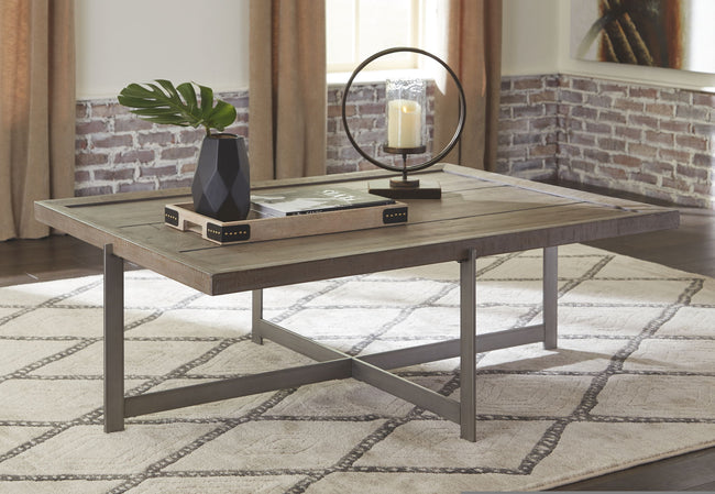 Krystanza Coffee Table | Calgary's Furniture Store