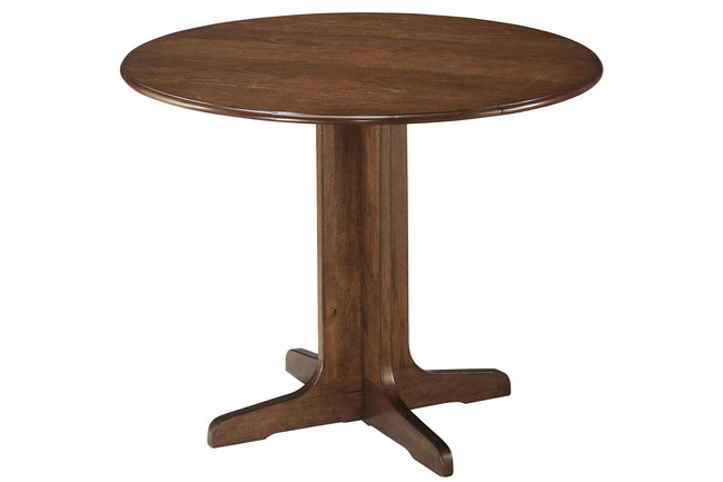 Stuman Dining Room Drop Leaf Table | Calgary's Furniture Store