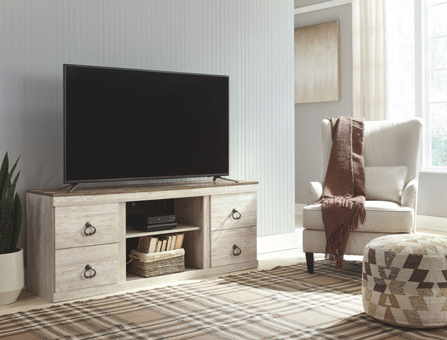 "Willowton 63"" TV Stand 