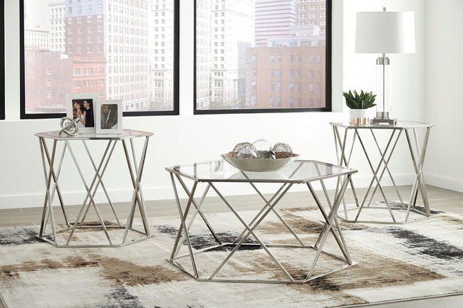 Madanere Table (Set of 3) | Calgary's Furniture Store