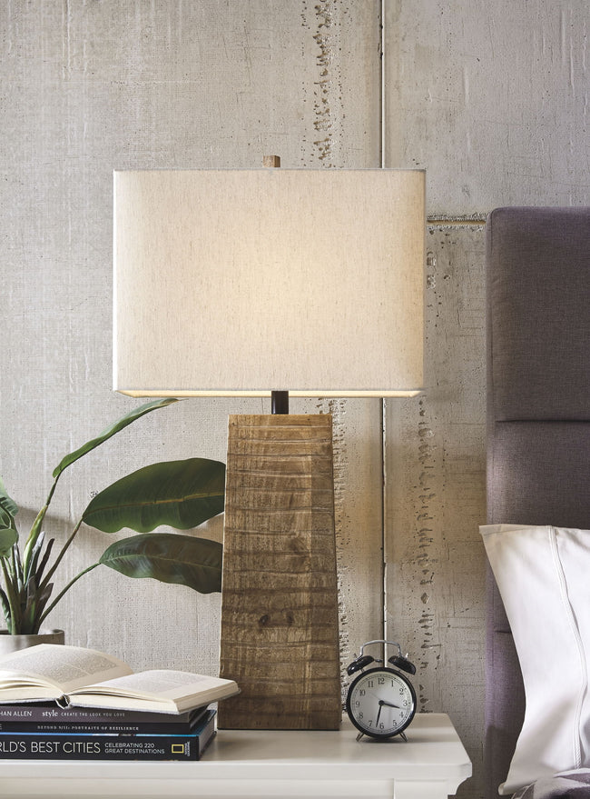 Deonte Table Lamp | Calgary's Furniture Store