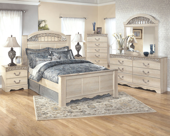 Catalina Poster Bed | Calgary's Furniture Store