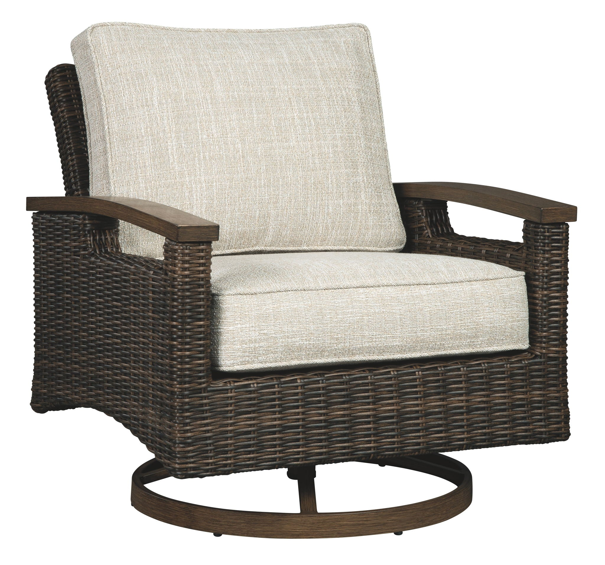 Paradise Trail Swivel Lounge Chair (Set of 2) | Calgary's Furniture Store