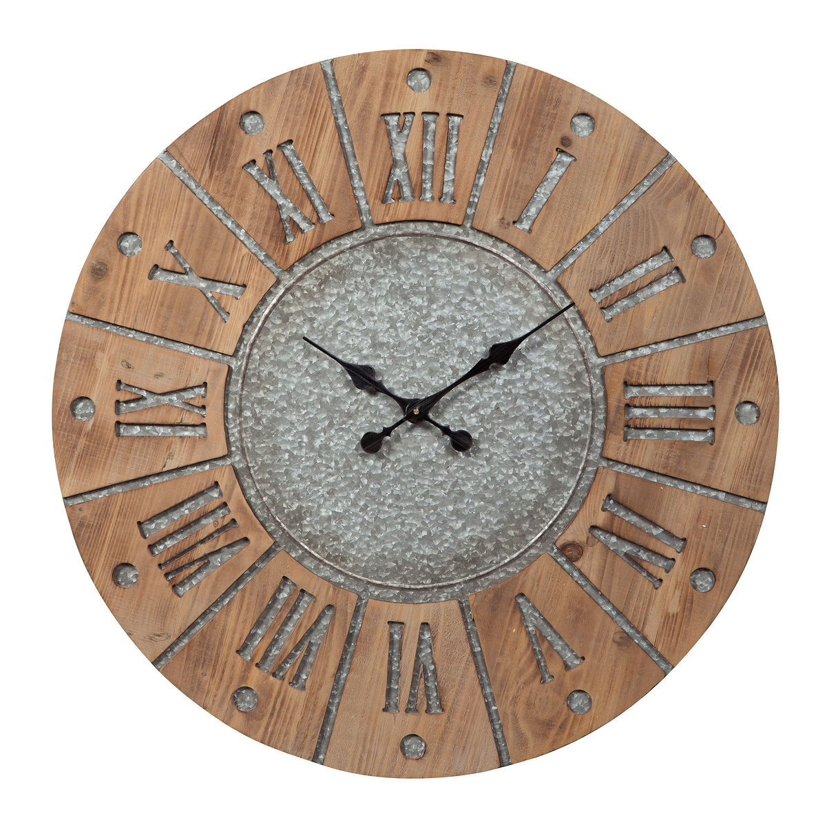 Payson Wall Clock | Calgary's Furniture Store