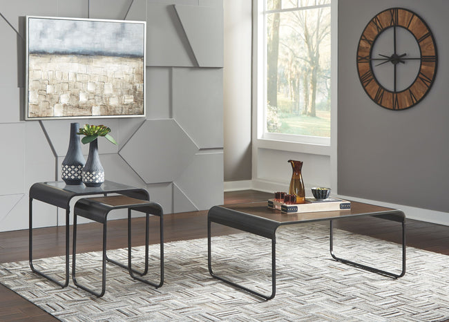 Larzeny Table (Set of 3) | Calgary's Furniture Store