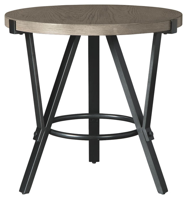 Zontini End Table | Calgary's Furniture Store