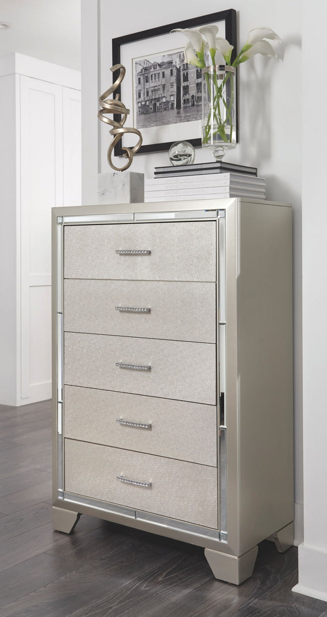 Lonnix Chest of Drawers | Calgary's Furniture Store