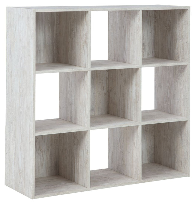 Paxberry Nine Cube Organizer | Calgary's Furniture Store