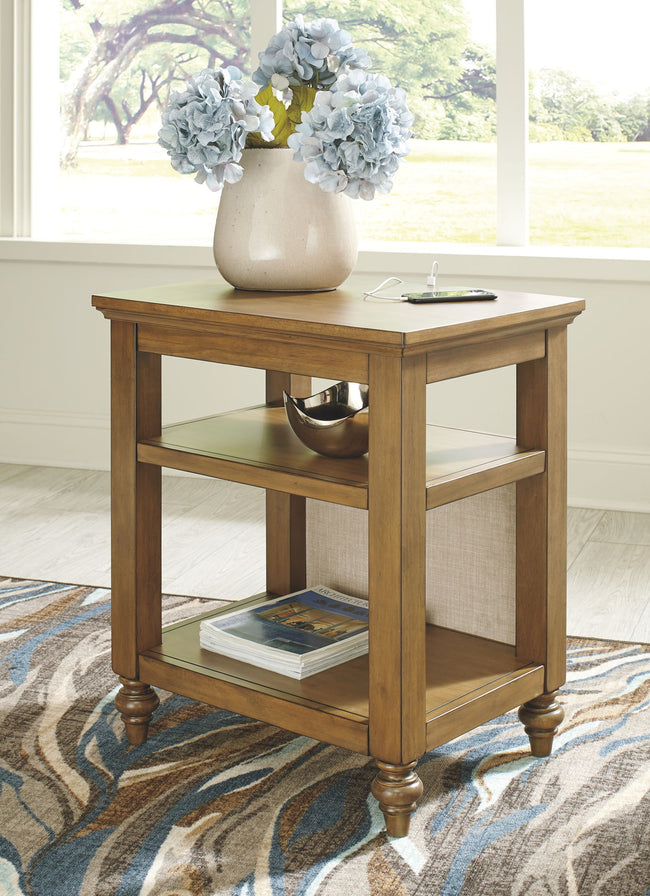 Brickwell Accent Table | Calgary's Furniture Store