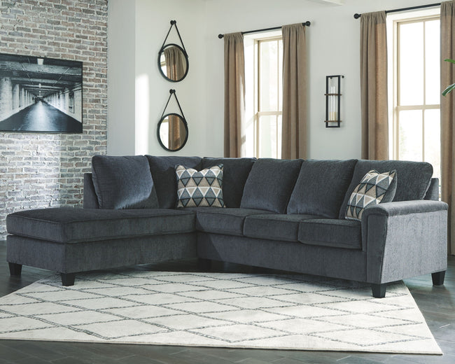 Abinger Sleeper Sectional with Chaise | Calgary's Furniture Store