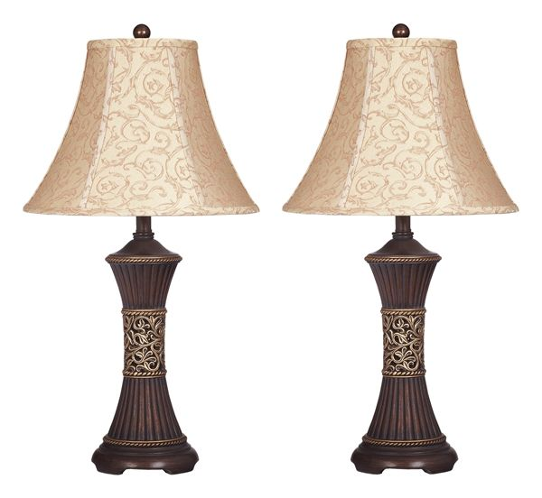 Mariana Table Lamp (Set of 2) | Calgary's Furniture Store