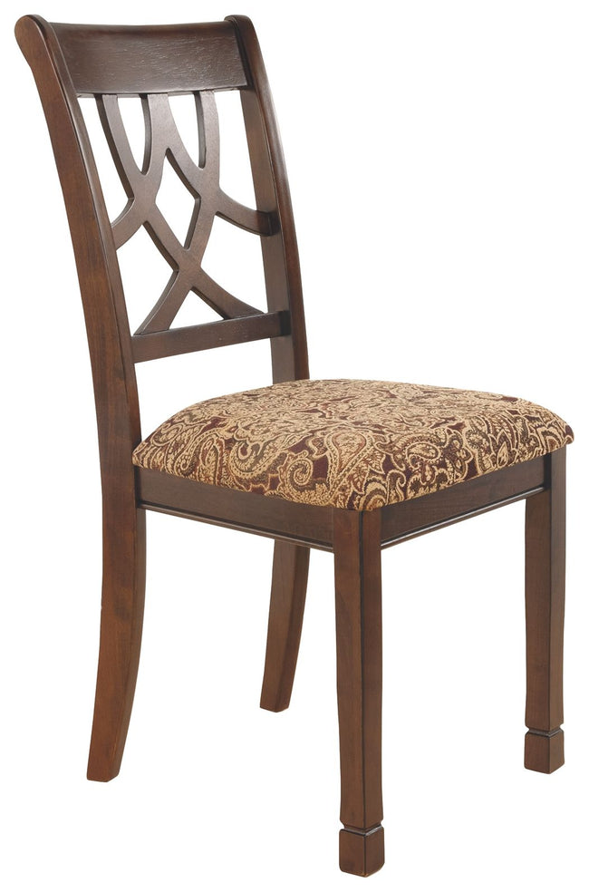 Leahlyn Single Dining Room Chair | Calgary's Furniture Store