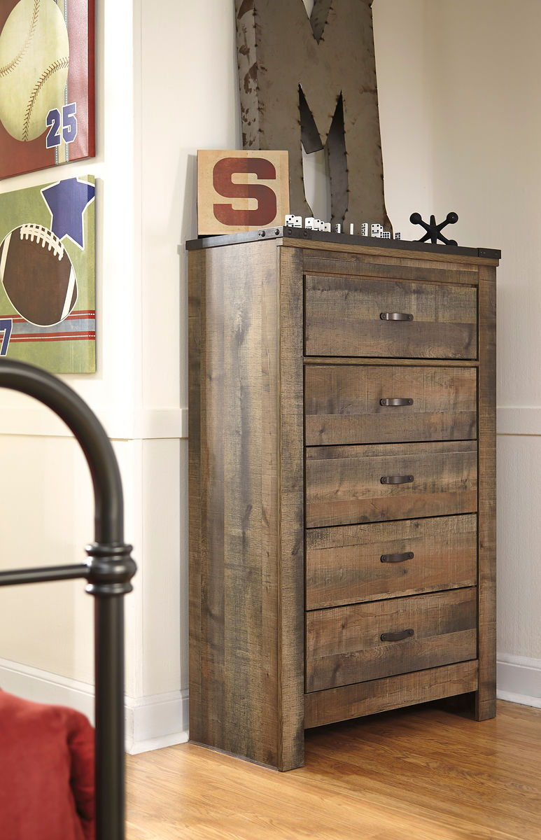 Trinell Chest of Drawers | Showhome Furniture