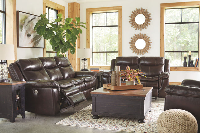 Lockesburg Power Recliner | Calgary's Furniture Store