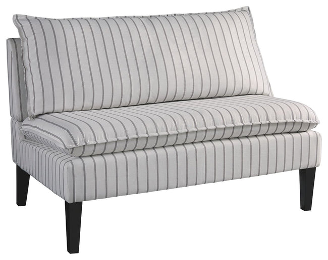 Arrowrock Accent Bench | Calgary's Furniture Store
