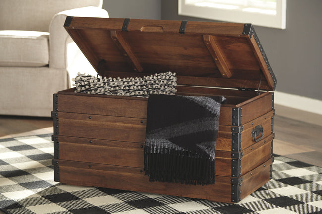 Kettleby Storage Trunk | Calgary's Furniture Store