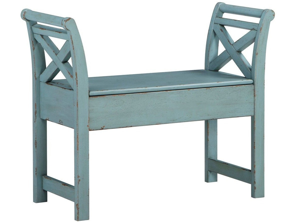 Heron Ridge Accent Bench | Calgary's Furniture Store