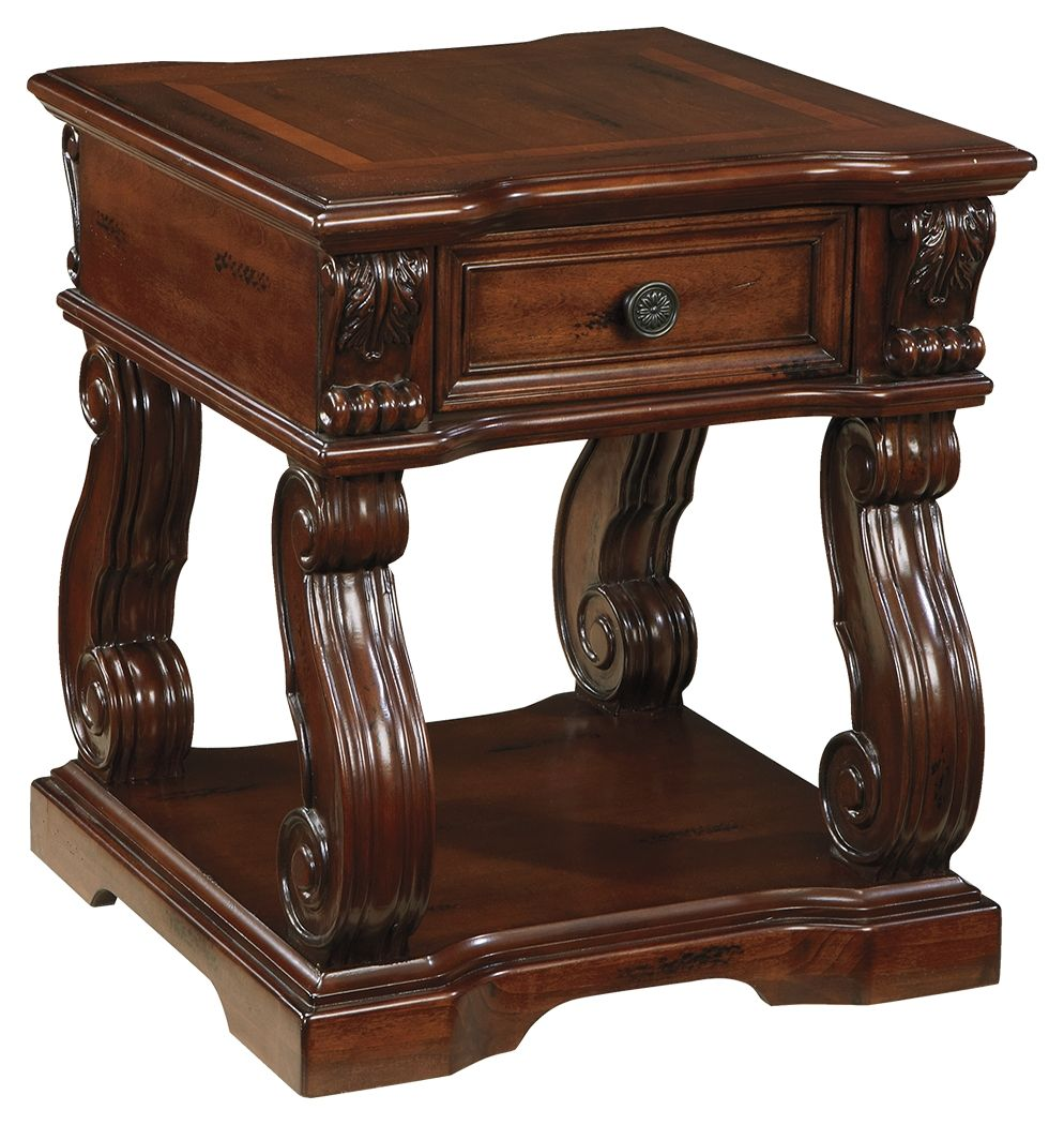 Alymere End Table | Calgary's Furniture Store