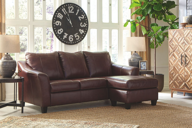 Fortney Sofa Chaise Sleeper