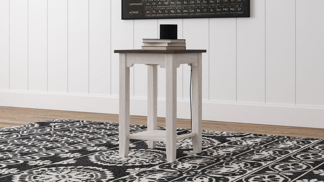 Dorrinson Chairside End Table | Showhome Furniture