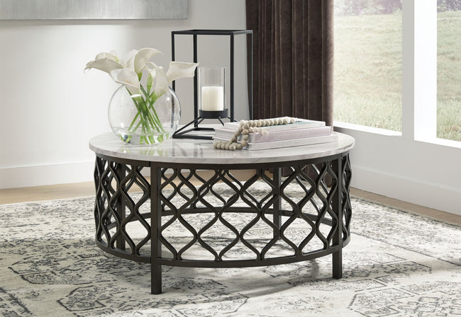 Trinson Coffee Table