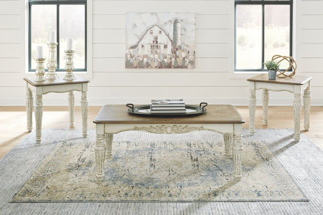Realyn Table (Set of 3) | Calgary's Furniture Store