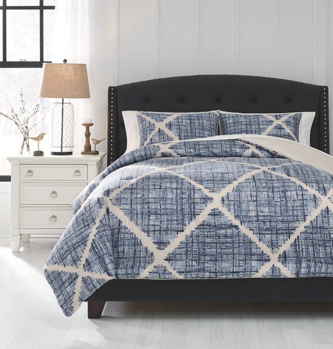 Sladen Comforter Set | Calgary's Furniture Store