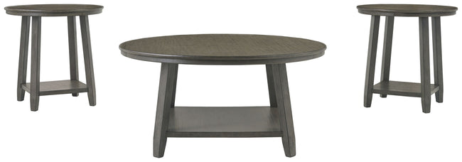 Caitbrook Table (Set of 3) | Calgary's Furniture Store
