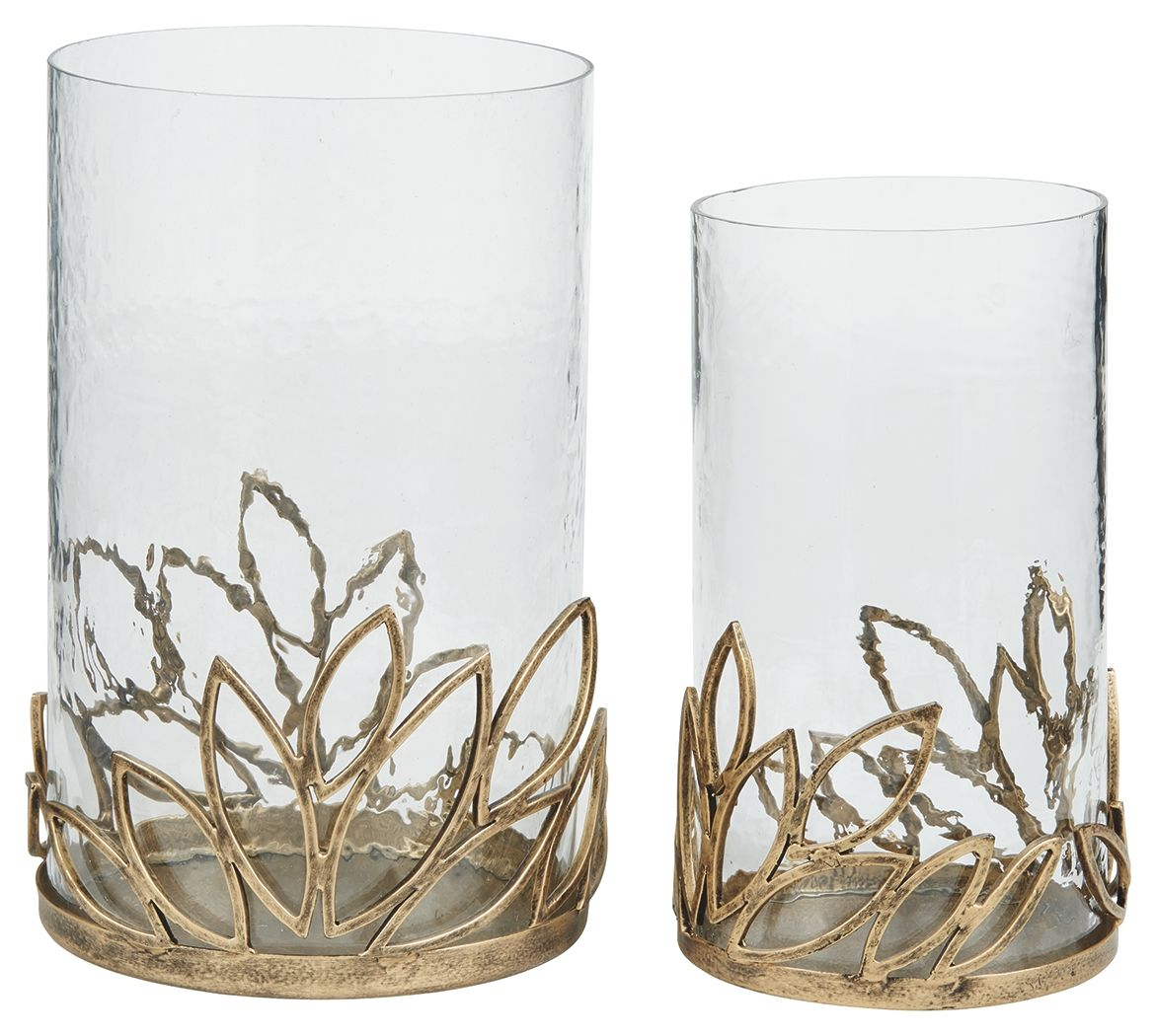 Pascal Candle Holder (Set of 2) | Calgary's Furniture Store