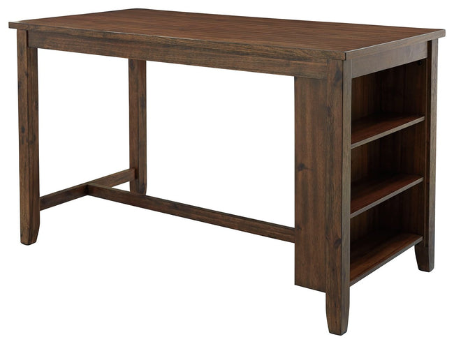Chaleny Counter Height Dining Room Table | Calgary's Furniture Store