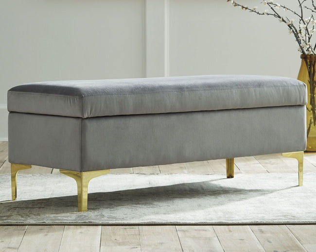 Bachwich Storage Bench | Calgary's Furniture Store